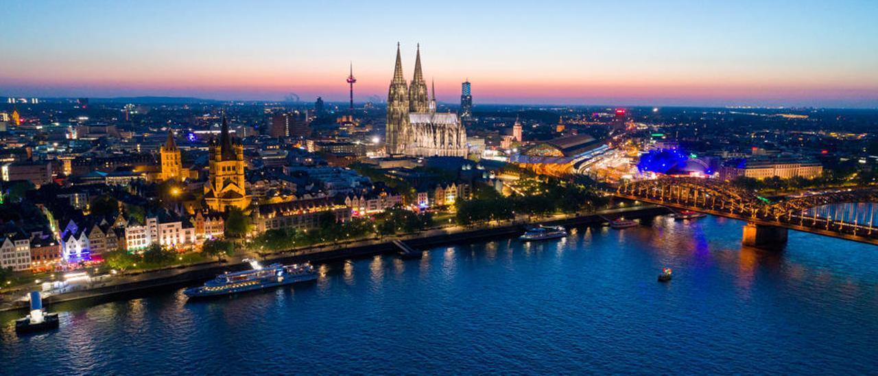 La City es centro económico mundial.