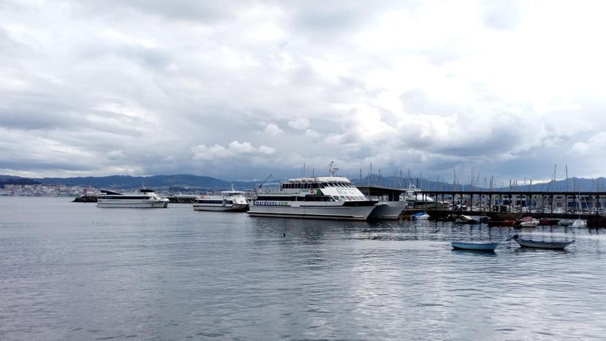 El servicio de barco entre Cangas y Vigo recupera todas las frecuencias