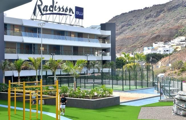 HOTEL RADISSON BLU MOGÁN