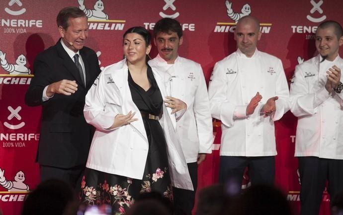 22/11/2017.Gala premios Michelin..Fotos: Carsten W. Lauritsen