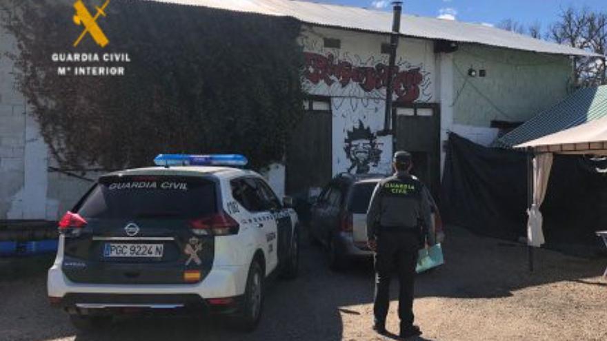 La Guardia Civil abre 70 informes a negocios hosteleros de Sanabria