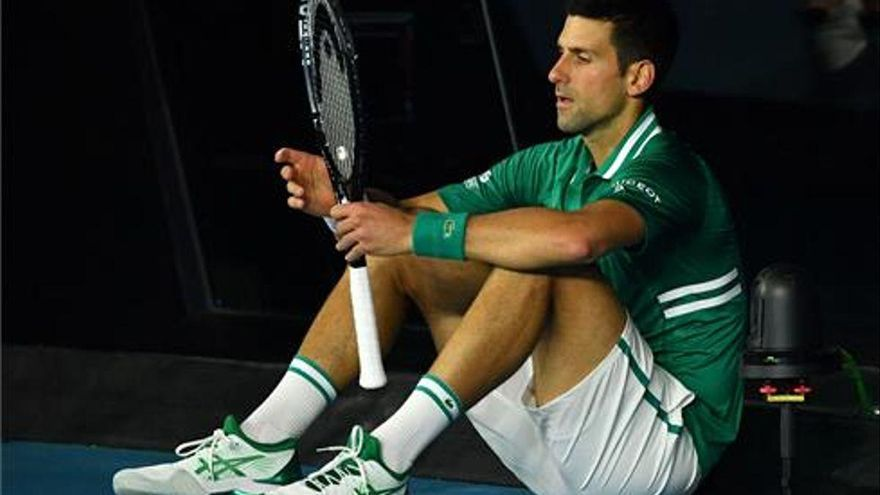 Djokovic, cinco años y (de momento) 353 días como número 1