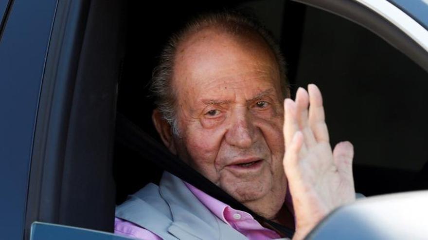 La comptabilitat de la fundació panamenya de Joan Carles I revela que va ocultar 75 milions