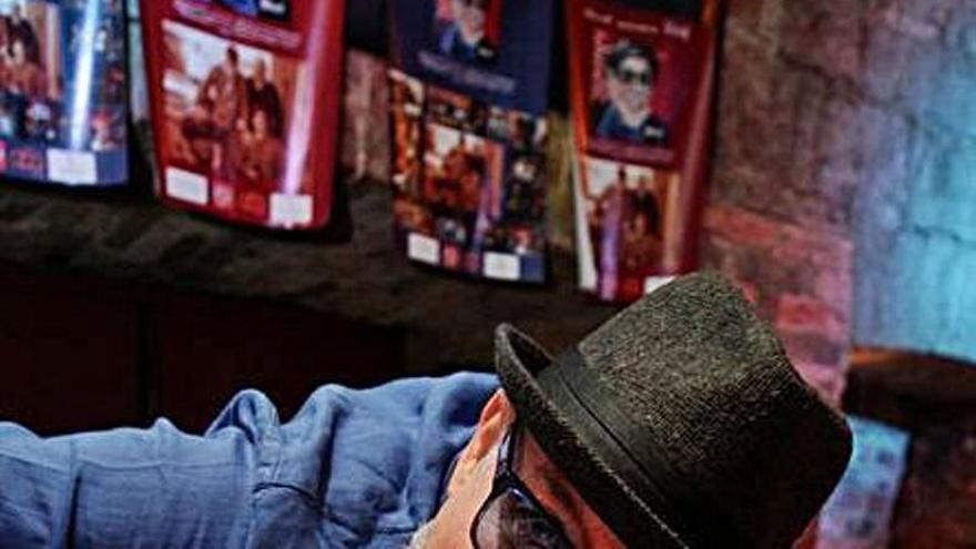 Vaudí celebra el regreso a los escenarios con sus amigos músicos asturianos