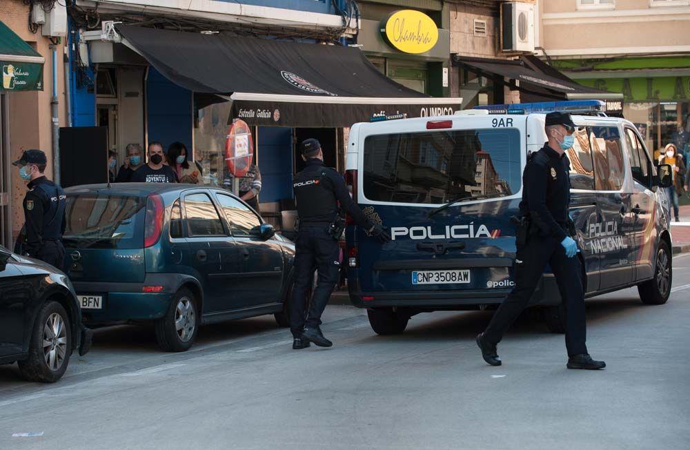 Tres detenidos en A Coruña por retener a una niña vendida por sus padres por 4.000 euros
