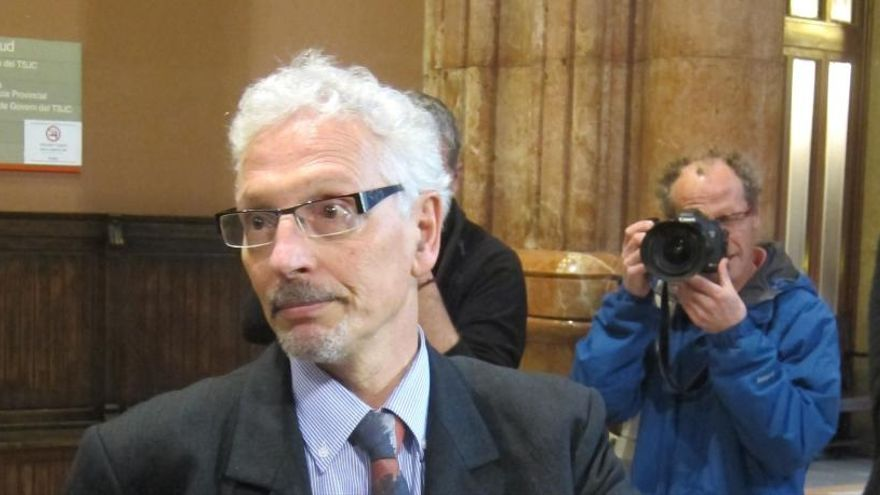 Santi Vidal declara que les seves afirmacions de l'1-O no eren certes i van ser atrevides