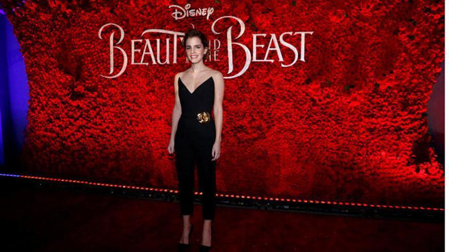 Emma Watson, la nueva Princesa Disney