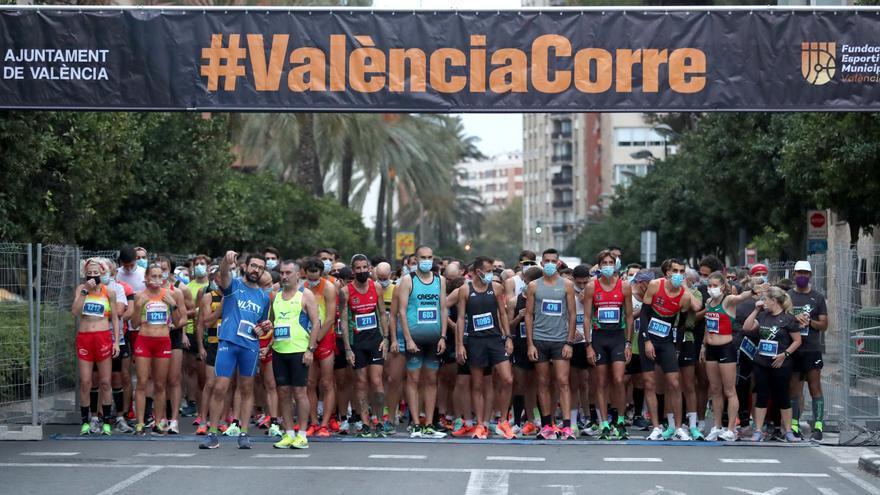 Búscate en la IX Carrera Universitat de València