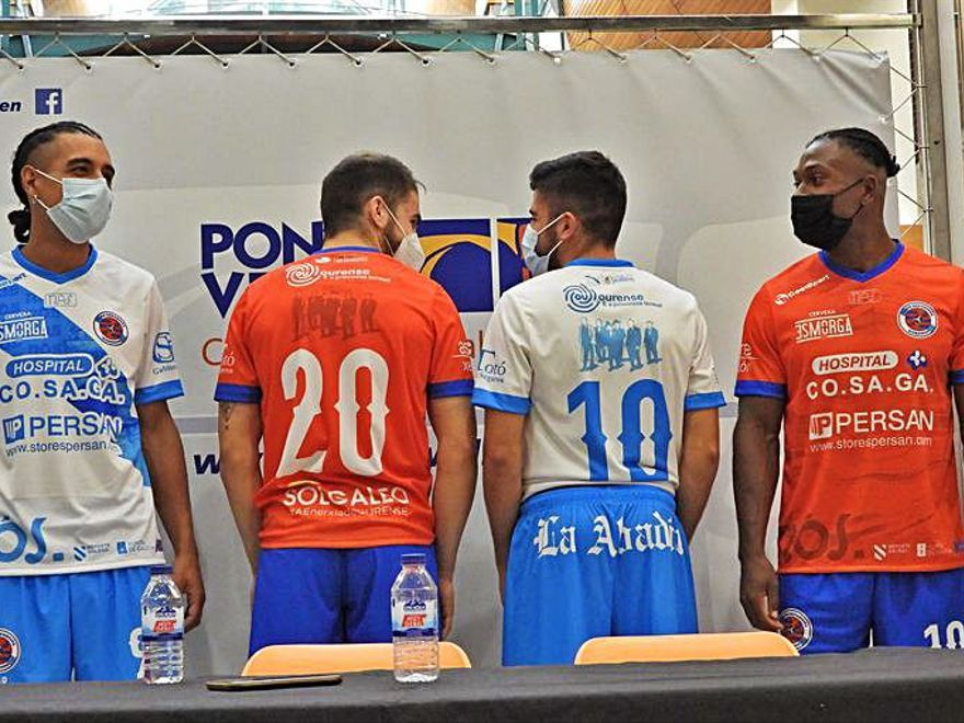 La Unión Deportiva Ourense viste cultura