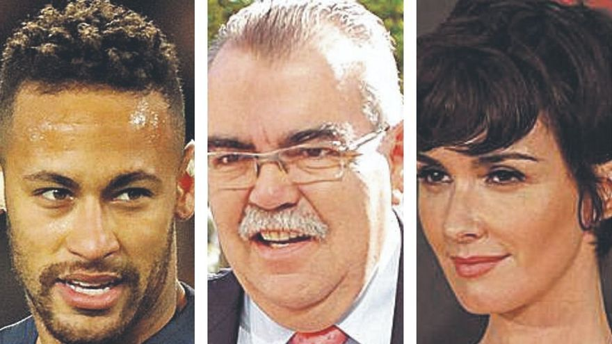 'Ilustres' del ladrillo valenciano se codean con Neymar entre los morosos