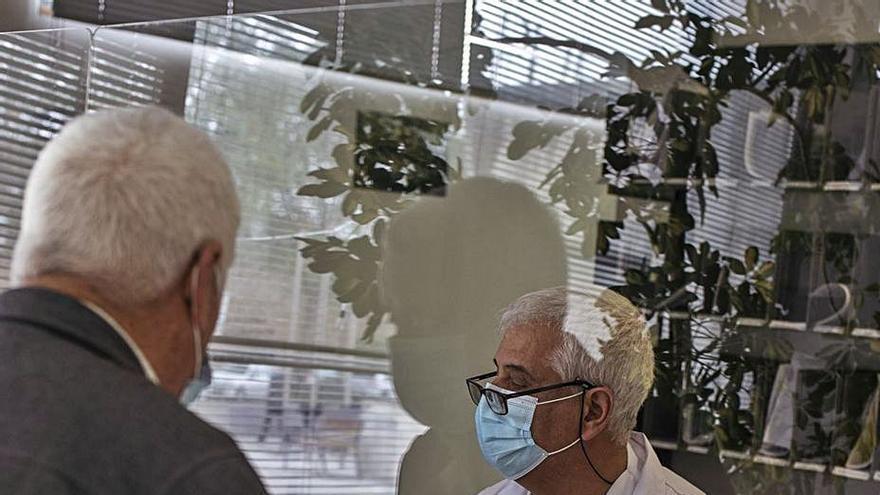 Cada médico de Puerta Nueva, en Zamora, atiende a 46 pacientes diarios