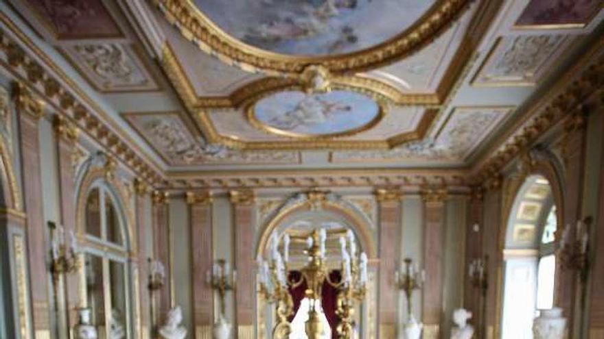 El sector turístico de Cudillero pide abrir más veces al año el palacio de los Selgas