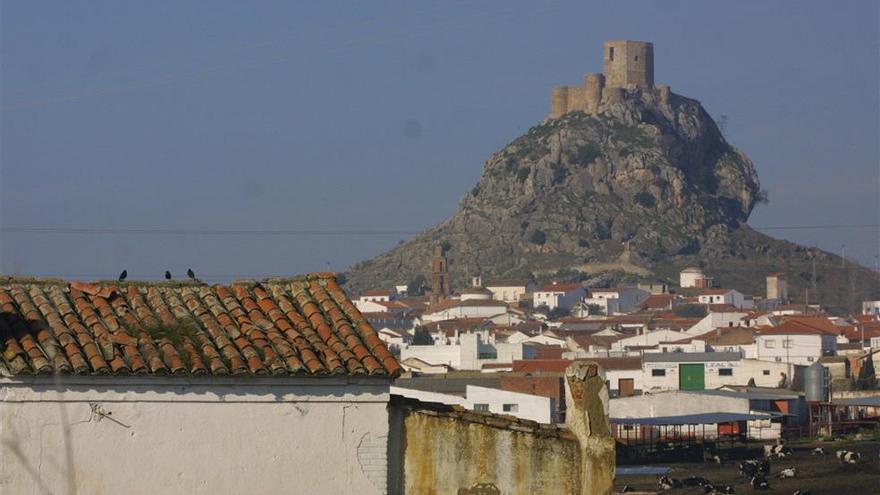 Castillo de Belmez: baluarte del Guadiato