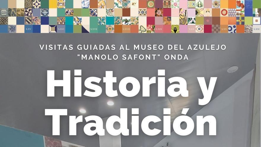 Visitas guiadas al museo del Azulejo