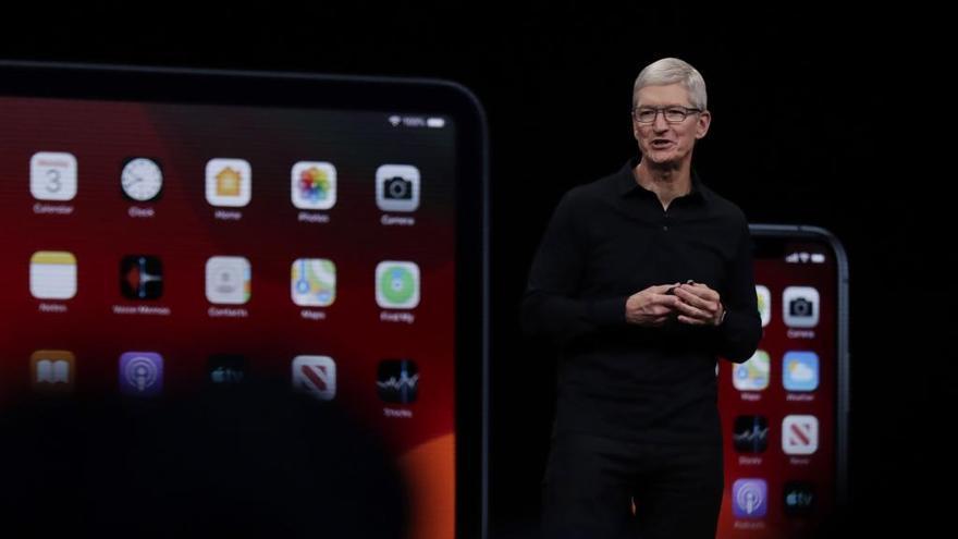 El iPad utilizará un sistema independiente de iOS