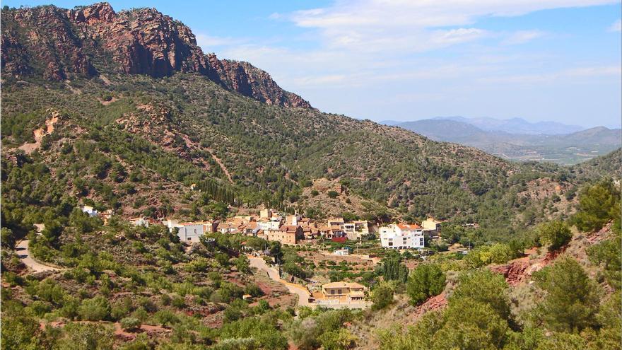 Segart, el pueblo de la Muela