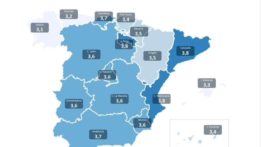Las viviendas valencianas están entre las más digitalizadas de toda España