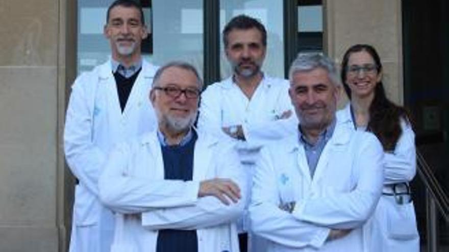 Neuròlegs del Trueta participen en la descoberta d'una nova malaltia