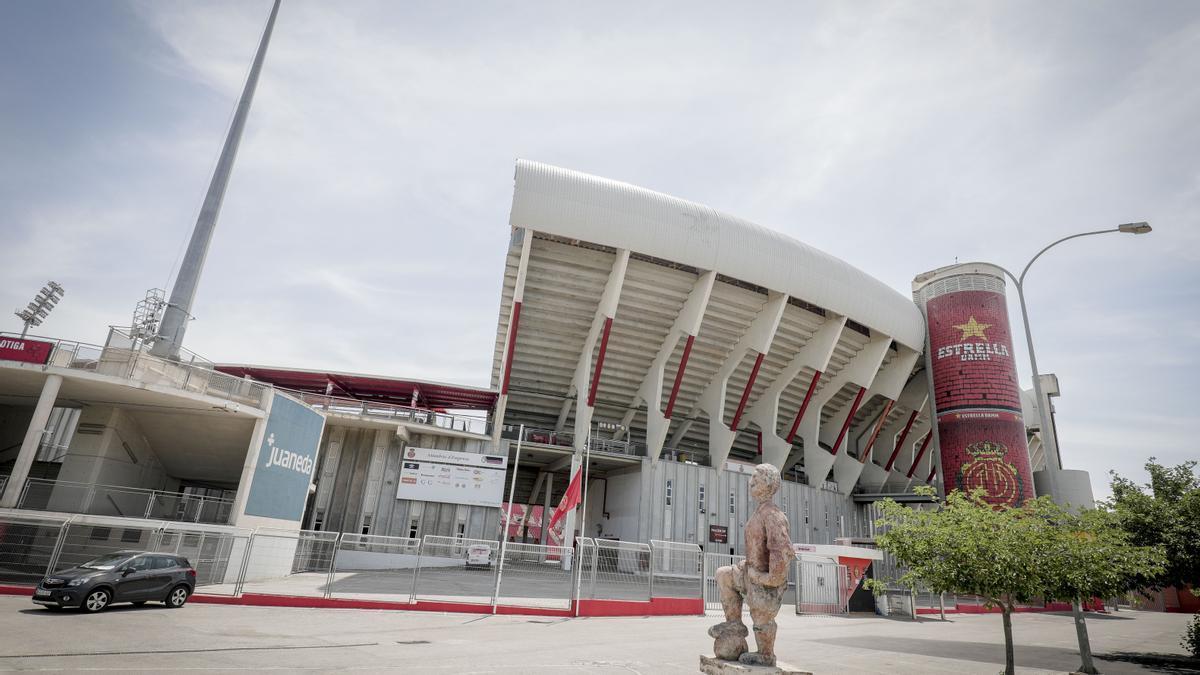 El Visit Mallorca Estadi es el campo elegido por el Barcelona.