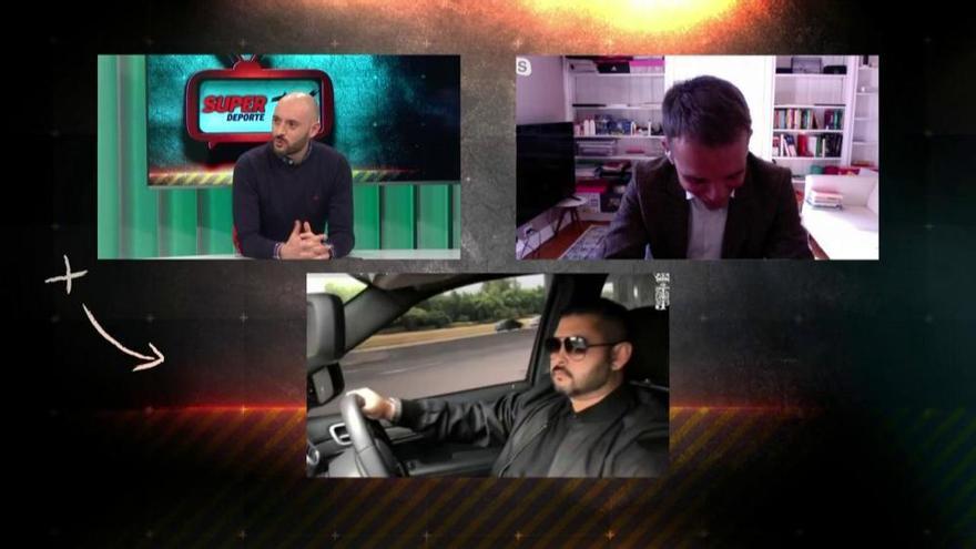 """Debate en Superdeporte TV: """"Al príncipe de Johor no le doy ni 100 días de gracia"""""""