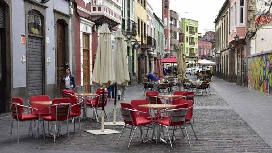 Pelea y amenazas en la calle Mendizábal