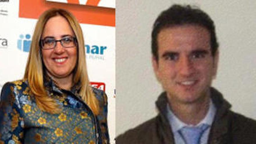 Manuela Marín Gómez y Eduardo Piné, de Ciudadanos, nuevos directores generales