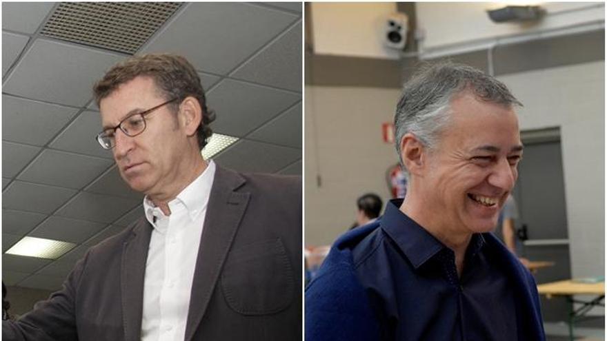 Misma participación en Galicia y menor en el País Vasco