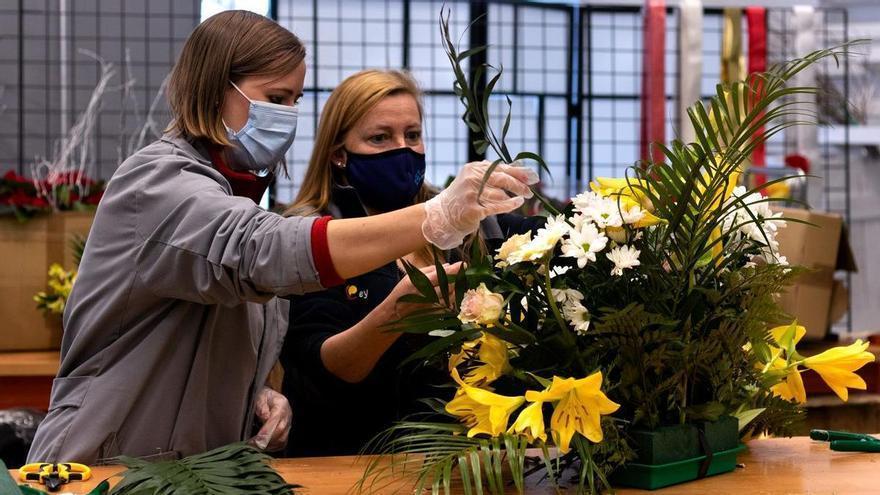 ¿Sabe que puede apoyar proyectos sociales con la compra de sus flores estas fiestas del Pilar?