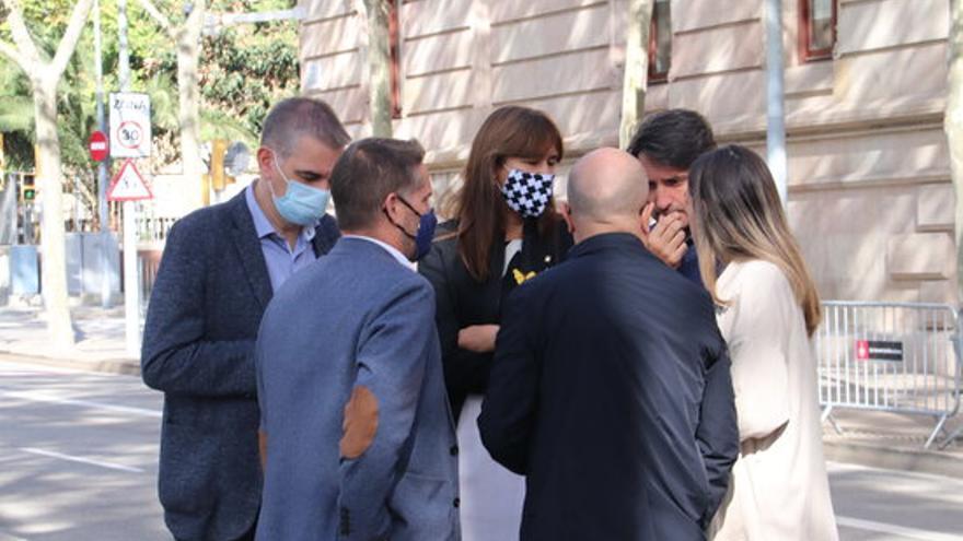 Els Mossos detenen l'exvicepresident del Parlament Josep Costa per ordre judicial per fer-lo comparèixer al TSJC