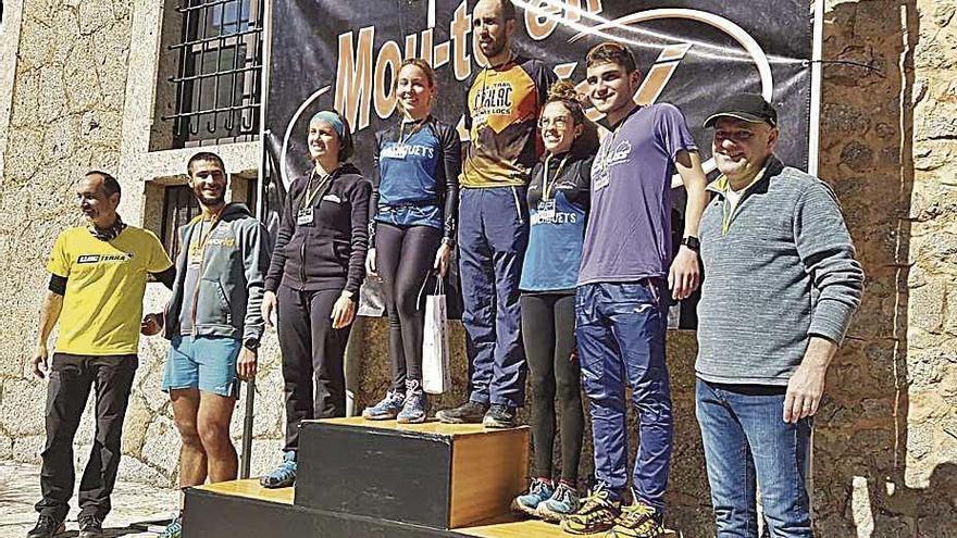 David Martínez y Silvia Grey ganan la VII Lluc Trail Escorca