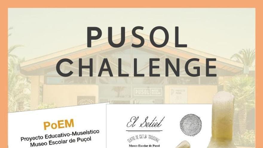 Concurso Pusol Challenge: reto de fotografía en redes sociales