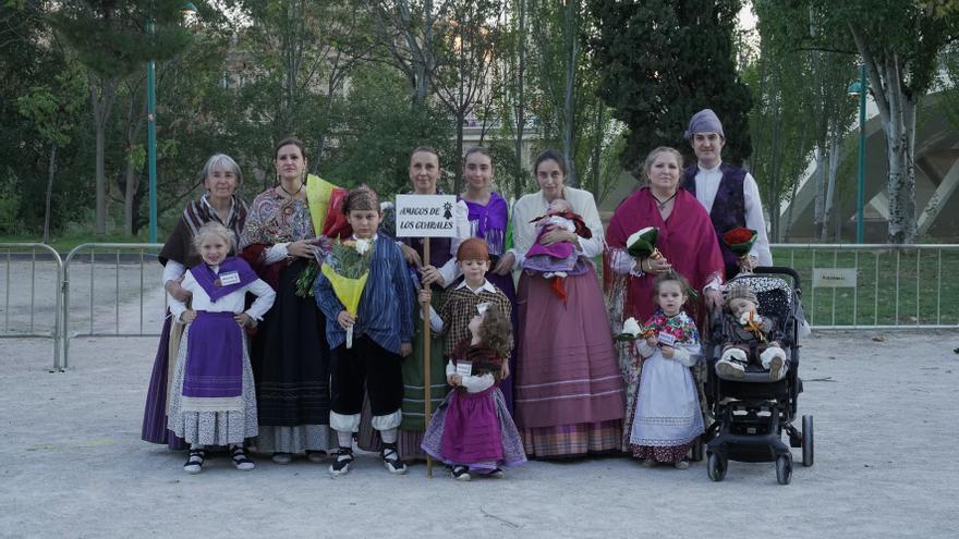 Amigos de los Aguarlaes hasta Arte de Aragón