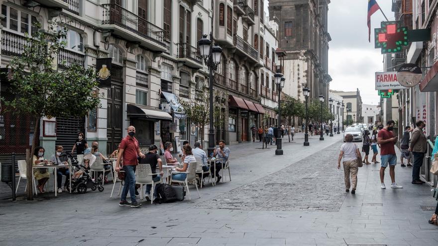 Canarias suma 157 positivos y cuatro fallecidos en las últimas 24 horas