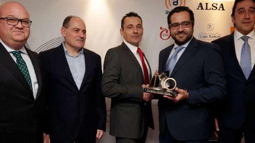 La Oviedo Cup, premiada por su contribución al turismo deportivo