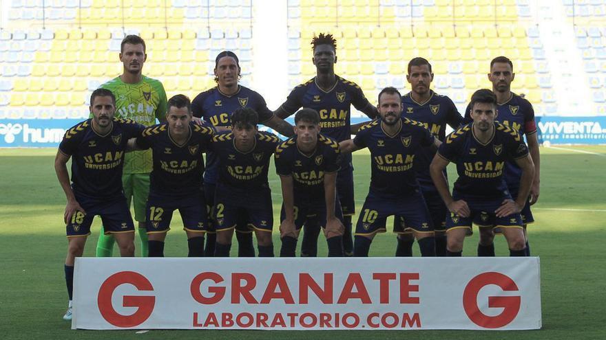 El UCAM Murcia mejora sus sensaciones y vence al CD El Ejido por 1-0