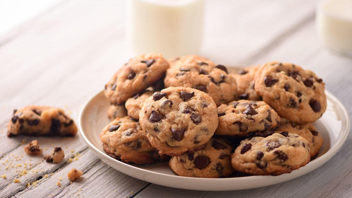 ¿Cómo hacer galletas caseras?: Cookies de chocolate.