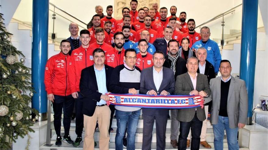 El Alcantarilla CF quiere el ascenso esta temporada