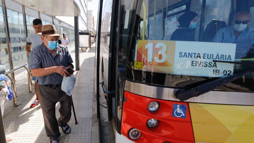La Ibiza Media Maratón afecta a 10 líneas de autobús