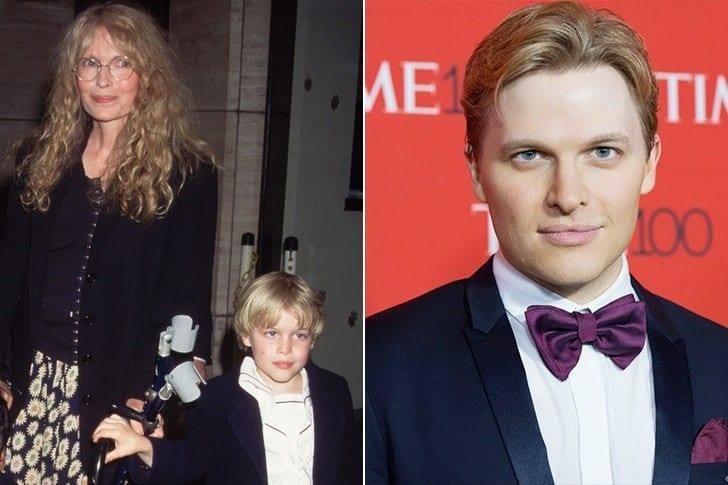 El hijo de Mia Farrow y Woody Allen salió a la madre.