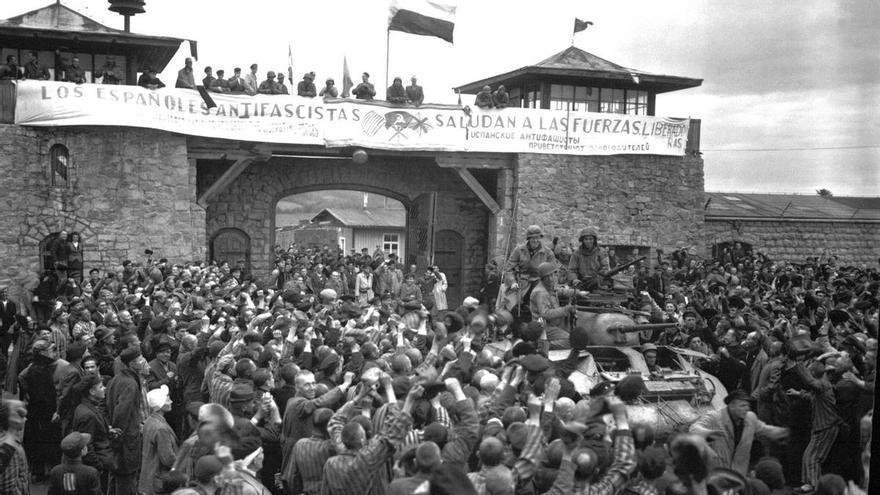Rojales acoge un homenaje a los 35 vecinos de  la Vega Baja víctimas de los campos de concentración nazis