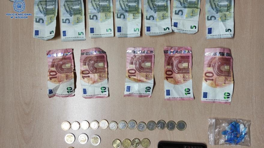 Detenido por tráfico de drogas en Marín