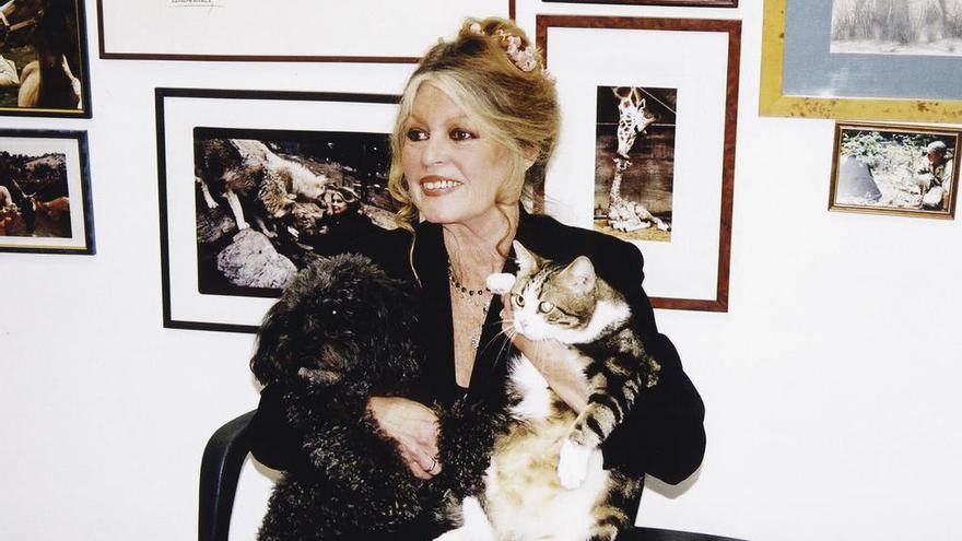 """Brigitte Bardot: """"He sido prisionera de mí misma toda mi vida"""""""
