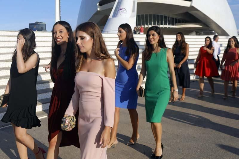 Candidatas a fallera mayor de València 2020