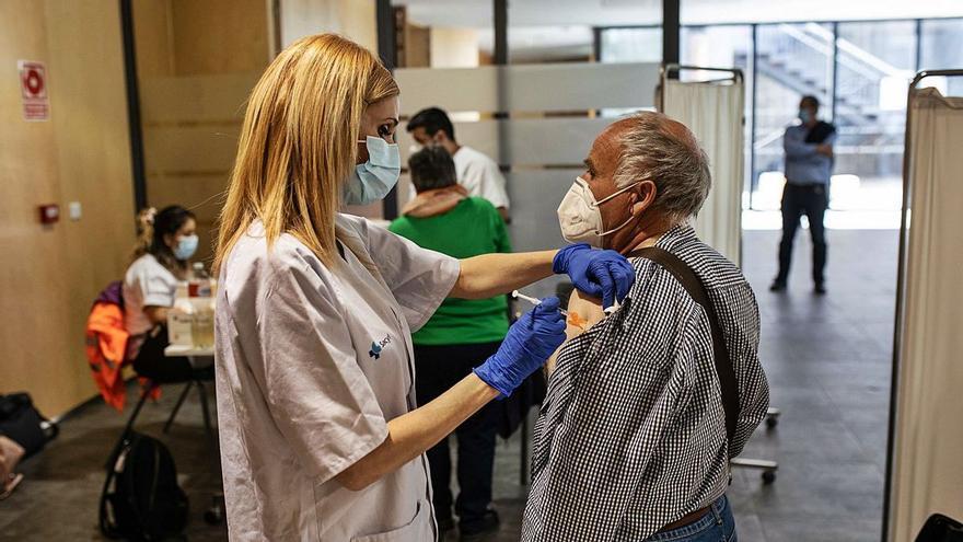 Zamora, la segunda mejor provincia en Castilla y León en la administración de vacunas