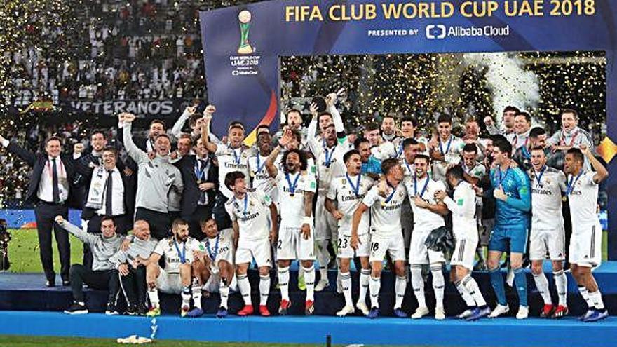 El Reial Madrid goleja sense problemes l'Al-Ain i obté un nou Mundial