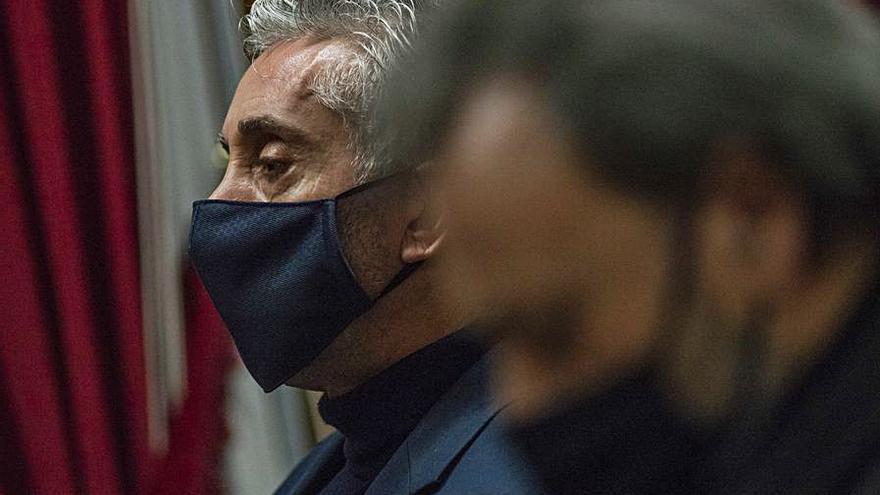 El exjefe antidroga pedirá su vuelta a la Policía y reclamará el salario perdido si es absuelto