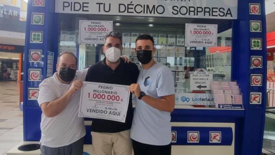 El Euromillones deja un millón en Valencia