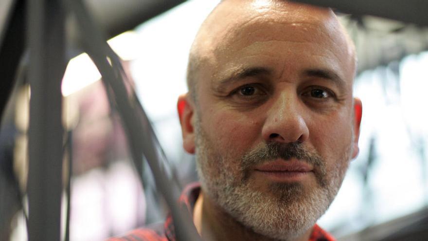 "Javier Gutiérrez: ""No me veo haciendo de Bruce Willis"""