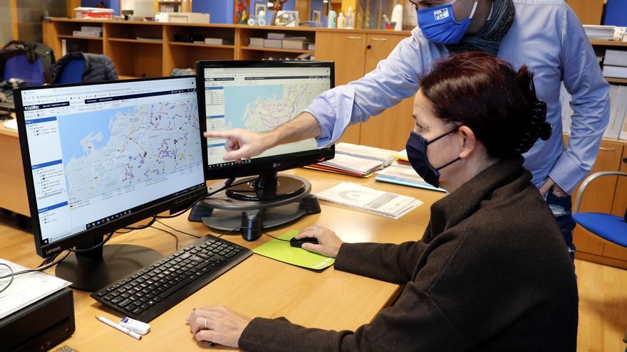 O Concello de Vigo avanza como smart city co sistema VisiOn aplicado ó servizo de limpeza