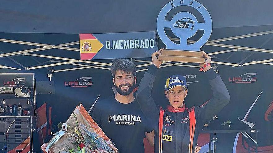 Gil Membrado s'imposa en l'inici d'un trofeu per a joves talents